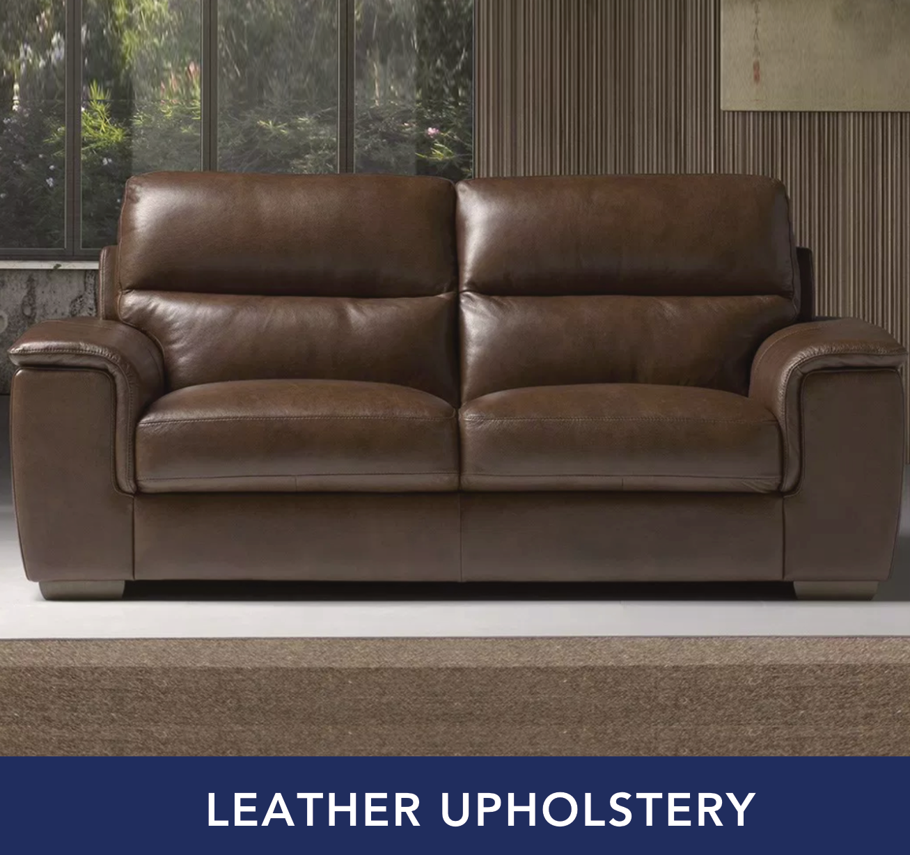Leather Upholstery Group Page Link